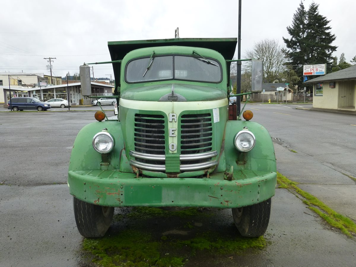 Curbside Classic 1952 Reo F 22 I Can Dig It