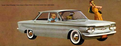 Corvair 1960 500