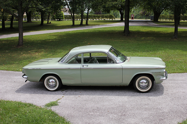Curbside Classic 1963 Corvair Monza Coupe  A Coup For Chevrolet