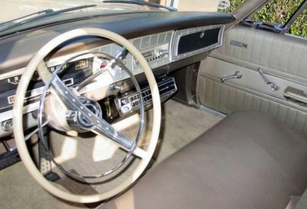 Dodge Coronet 1965 wagon int