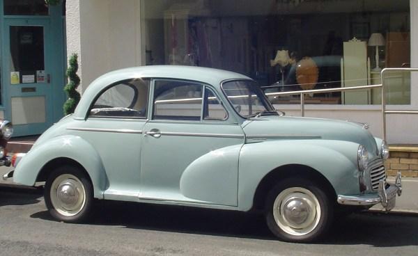 Morris Minor-1