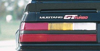 Mustang GT Turbo