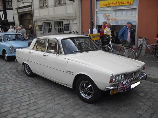 Rover 1969 3500 V8