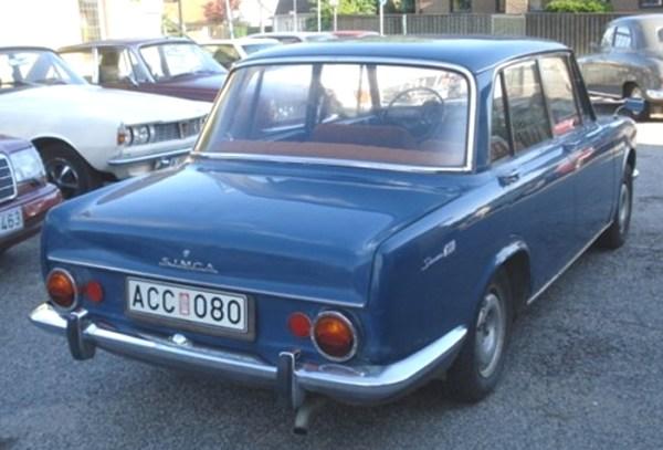 Simca 1964