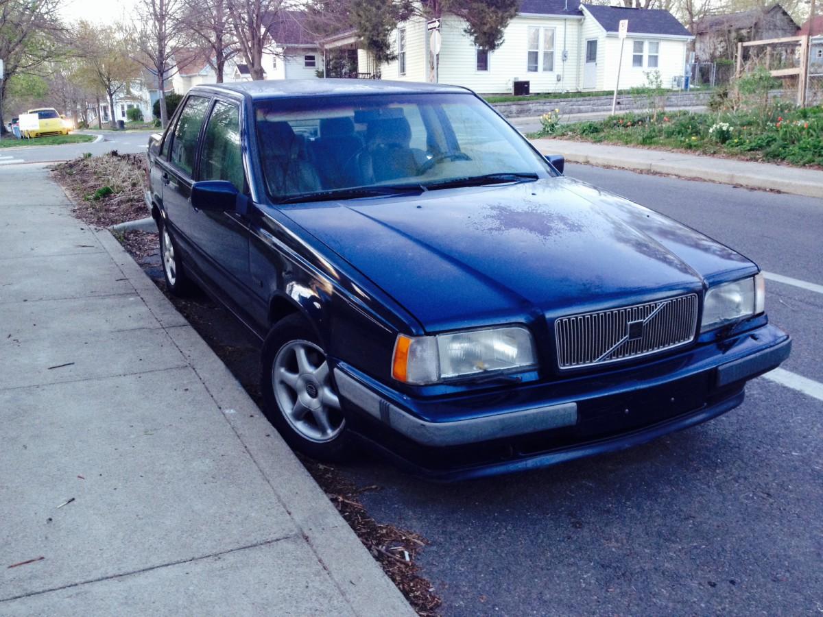 Curbside Clic: 1993 Volvo 850 GLT – Divergent Evolution
