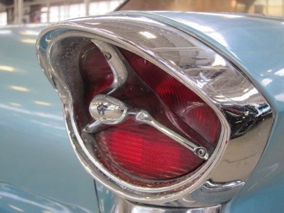 1957 Oldsmobile Ninety Eight h