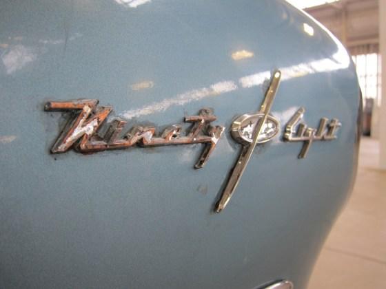 1957 Oldsmobile Ninety Eight i