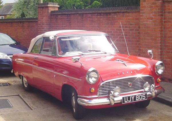 1961 Ford Consul Conv-2
