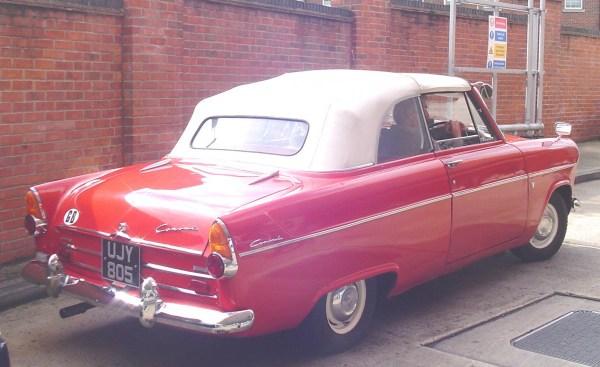 1961 Ford Consul Conv-4
