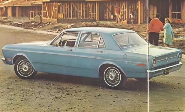 1968 Ford Falcon Brochure