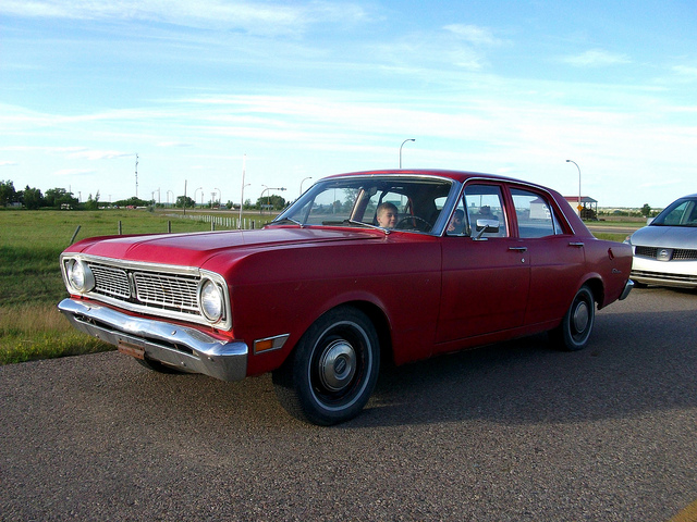coal 1968 ford falcon budget friendly family classic. Black Bedroom Furniture Sets. Home Design Ideas