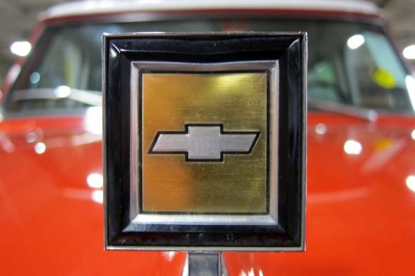 1972 Chevrolet Blazer e