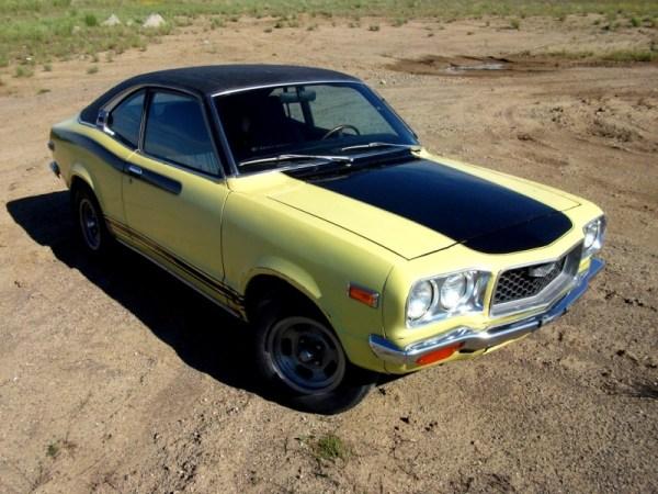 1973 Mazda 808 Coupe 1