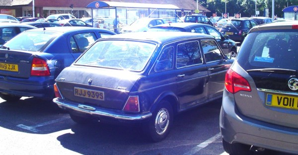 1977 Austin Maxi-2