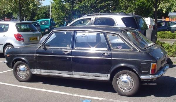 1977 Austin Maxi-6