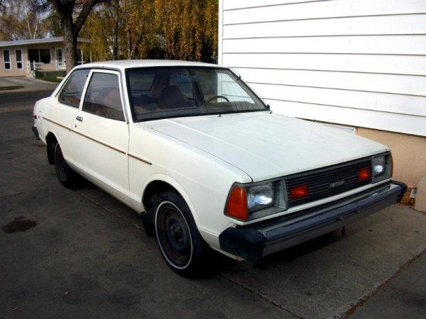 1981 Datsun 210 1