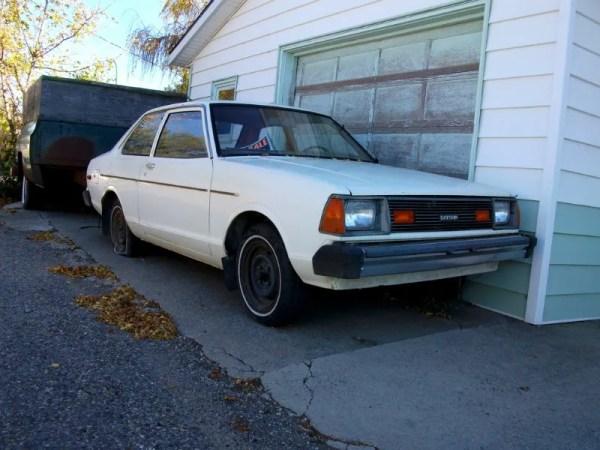1981 Datsun 210