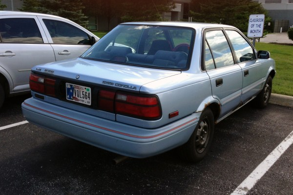 1991 Toyota Corolla d