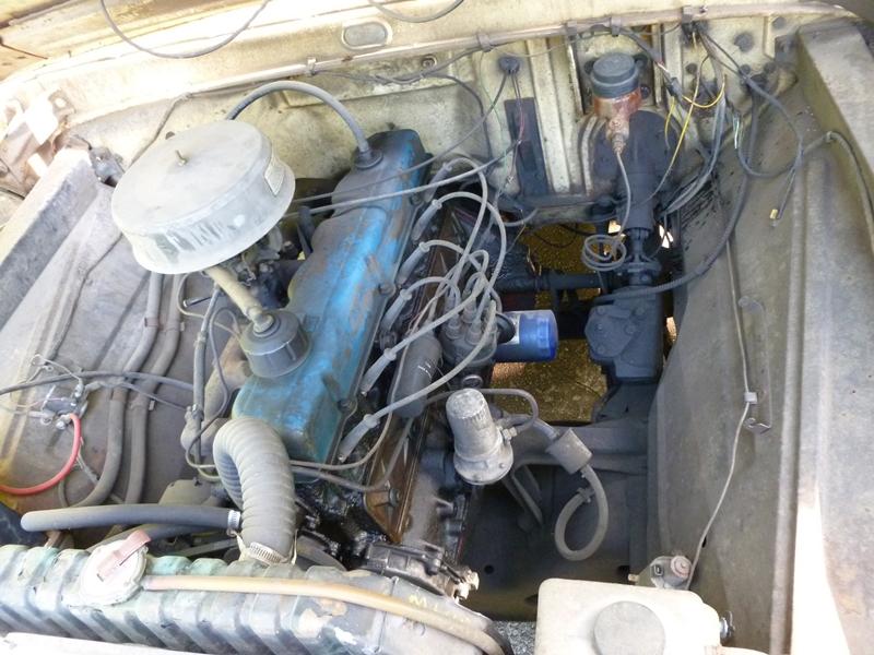 Cc 140 136 800: 1966 F 100 Engine Wiring At Executivepassage.co