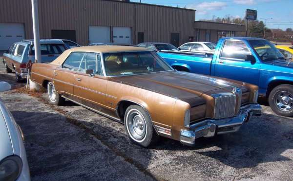 Chrysler 1978 New Yorker