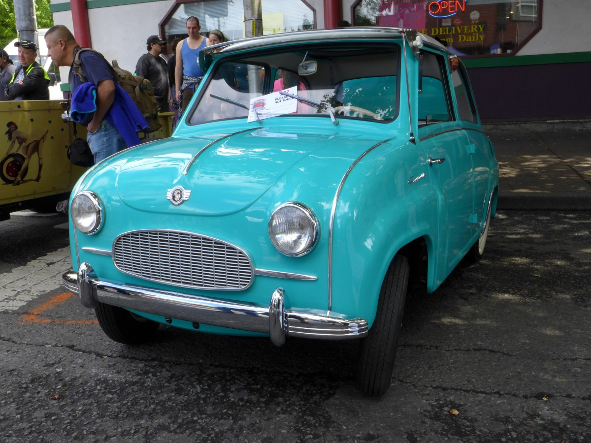 Curbside Classic: Goggomobil – Germany\'s Beloved Goggo Found In The USA