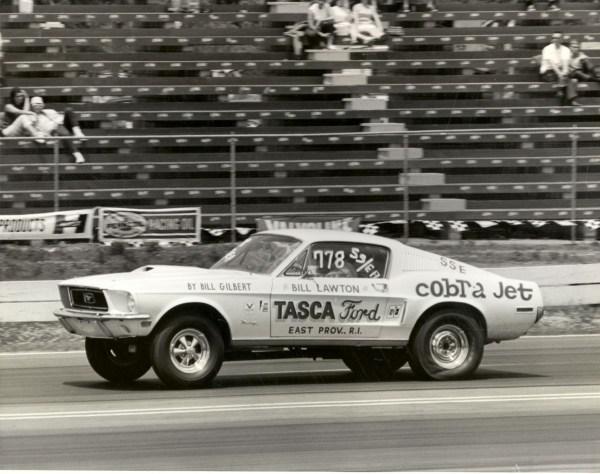Mustang 1968 CJ
