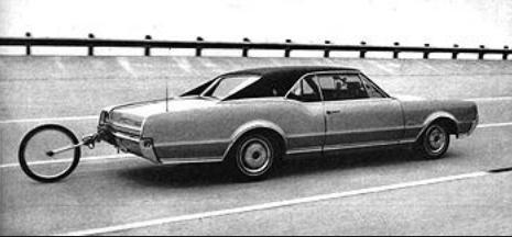 Olds Cutlass 1967 Turnpike Cruiser
