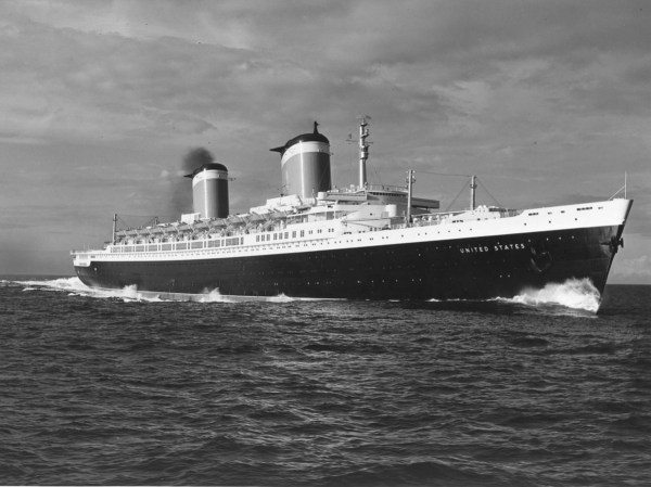 SS United States bw