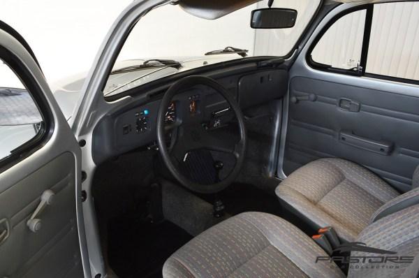 VW Brazilian Type 1 int