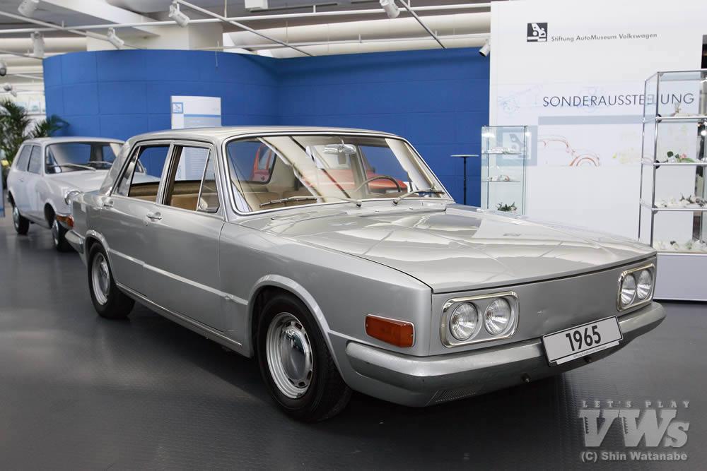Automotive History: VW\'s Stillborn Big Wide Car For America – The ...