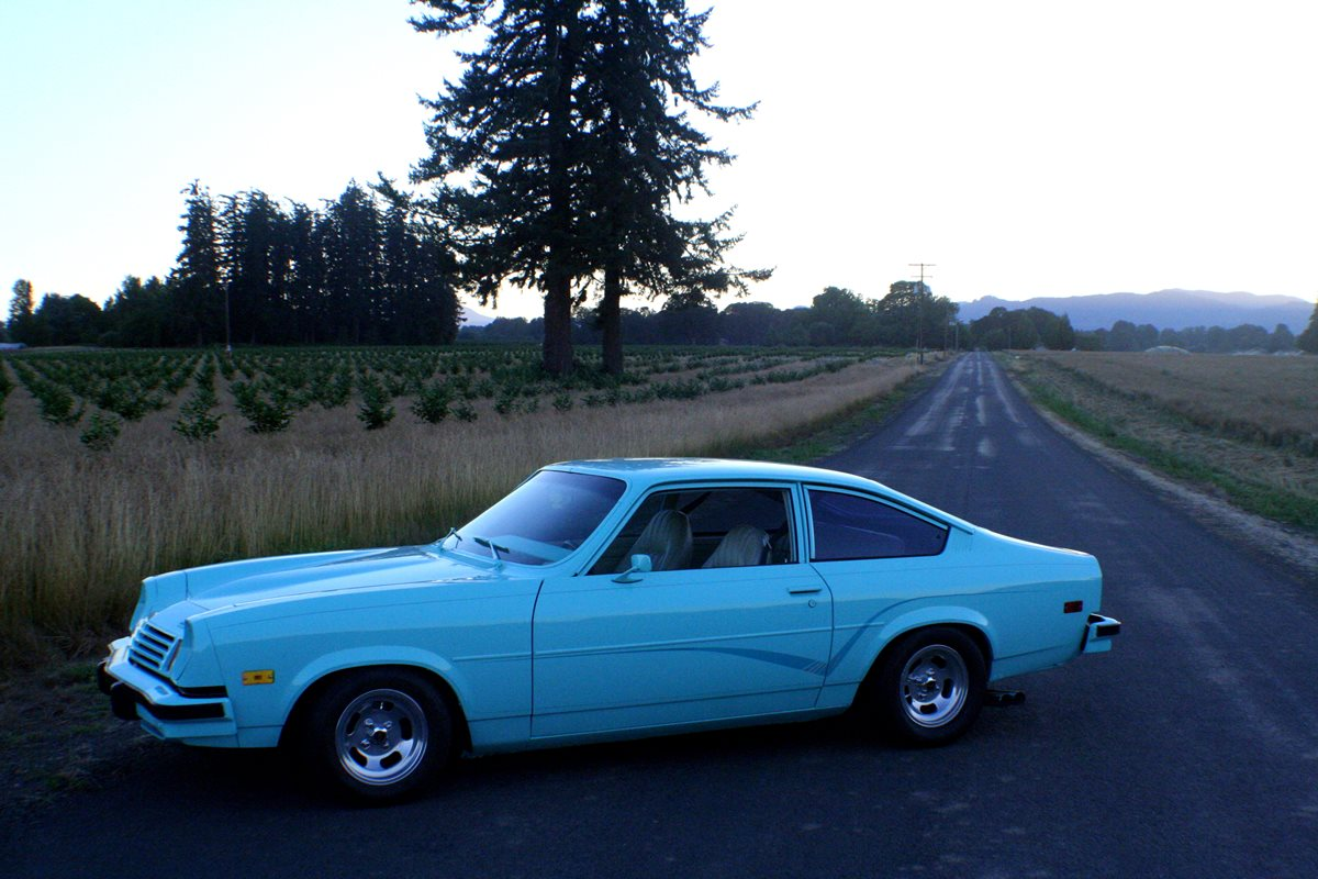 The Great Vega Hunt Is Over: Here\'s A Splendid 1974 Vega With Its ...