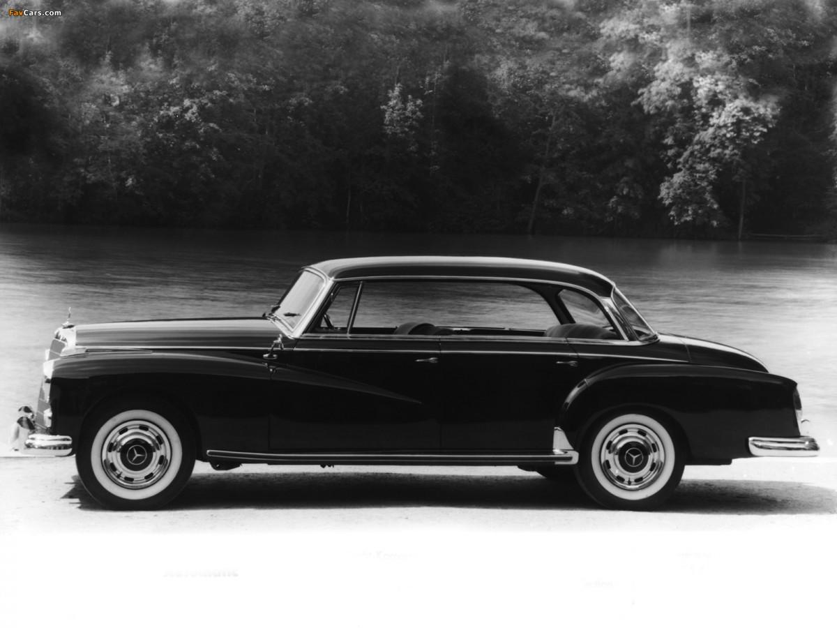 1958 mercedes 300d w189 the ultimate hardtop. Black Bedroom Furniture Sets. Home Design Ideas