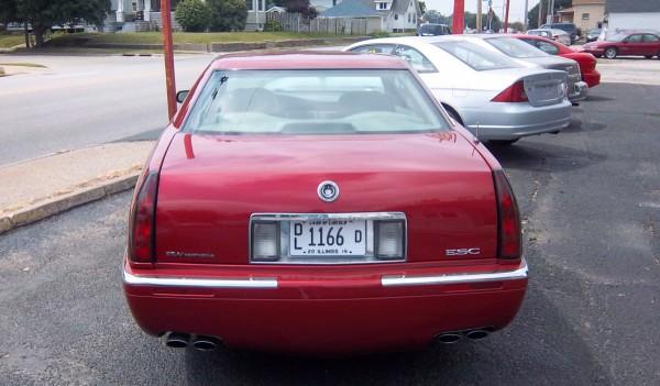 Car Lot Clic: 2000 Cadillac Eldorado ESC – Press Escape To Return