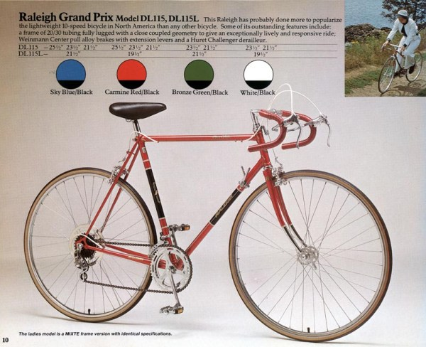 1976 Grand Prix catalog page. Mine was this exact color/model.