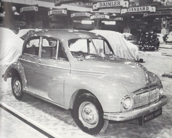 1948 London Motor Show