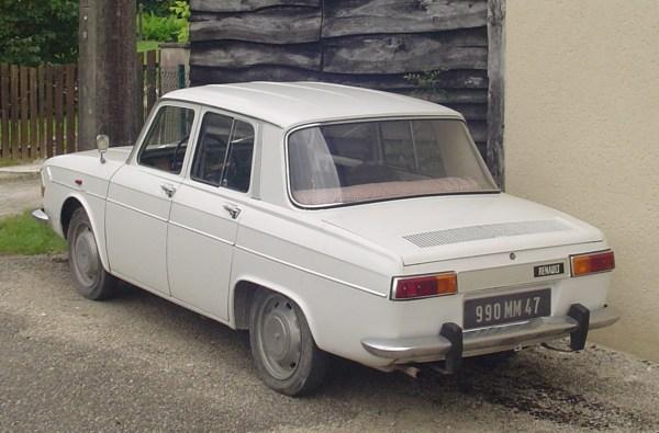 1968 Renault 10-1
