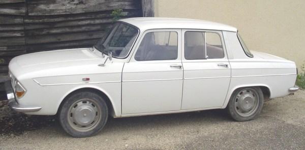 1968 Renault 10-3