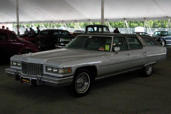 1976 Cadillac Castilian wagon a