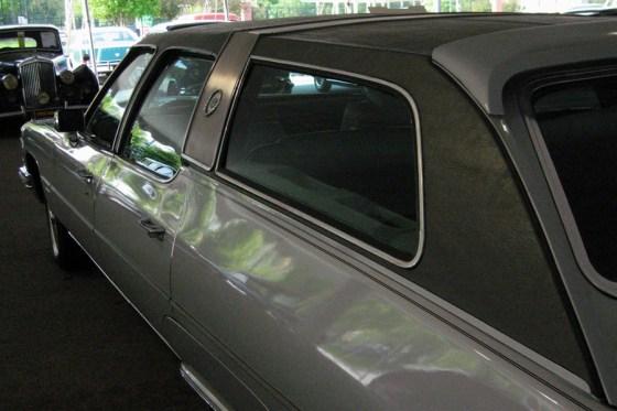 1976 Cadillac Castilian wagon c