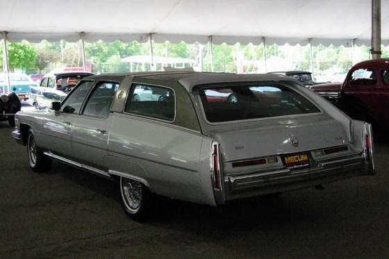 1976 Cadillac Castilian wagon d