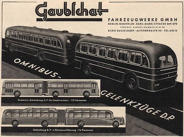 Articulated bus gaubschat-diebundesbahn164tvbo1