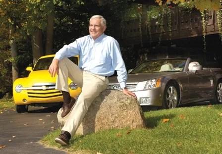 Bob Lutz and SSR