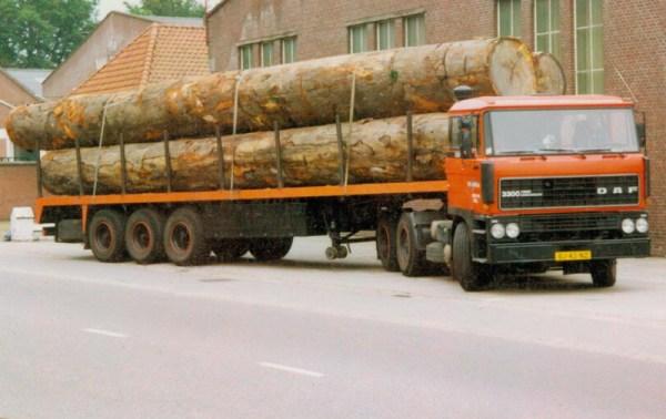 DAF 3300 OudeDaf