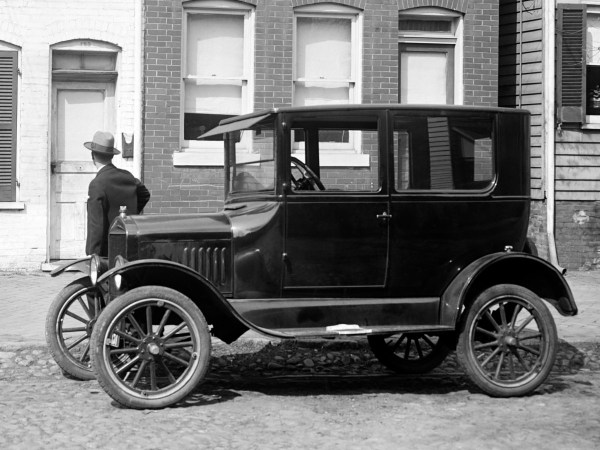 Ford 1923 Model T