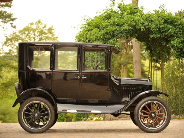 Ford 1923 T fordor