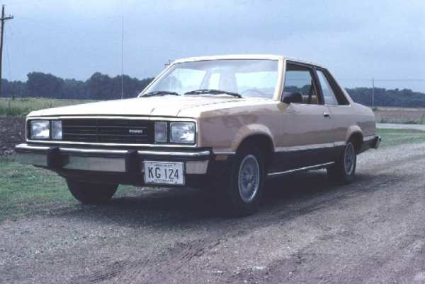 Ford Fairmont ES 1978