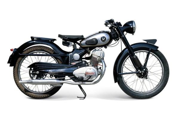 Honda Benly 1953