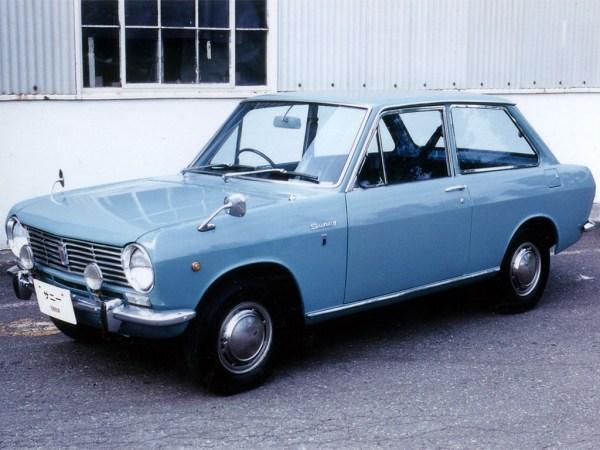 Nissan 1966 Sunny