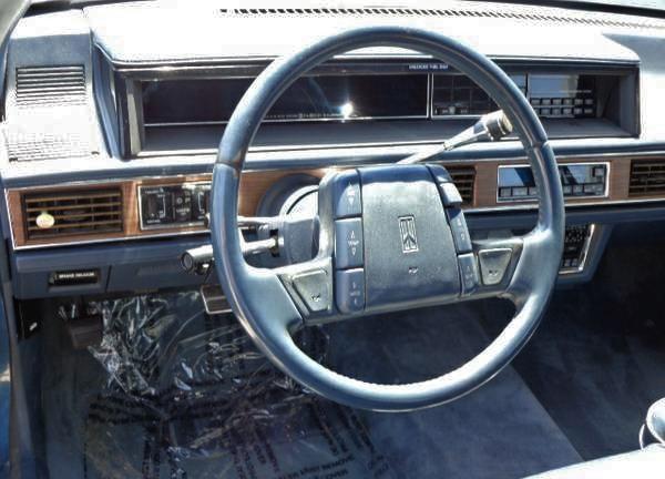 Craigslist Classic: 1990 Oldsmobile Ninety-Eight Regency
