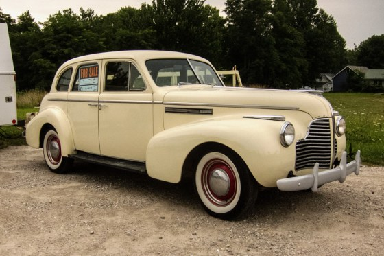 1940 Buick Special a